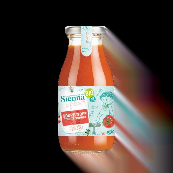 Soupe à la Tomate et au Thym